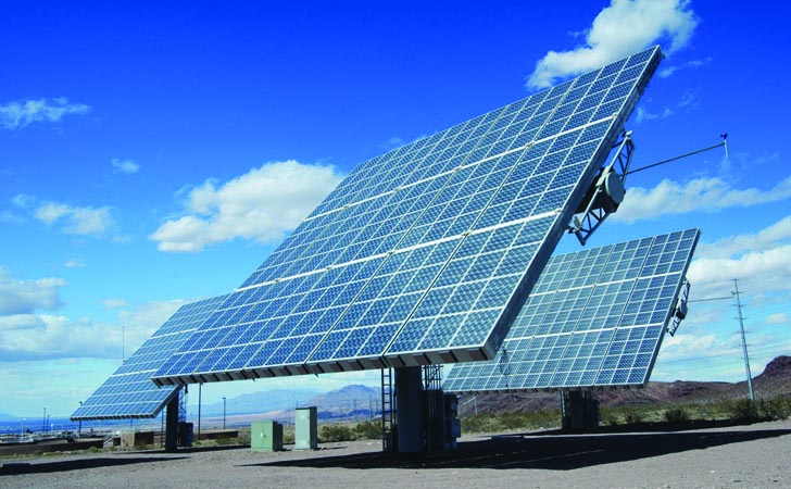 Amonix Achieves Highest Ever Recorded Solar Power
