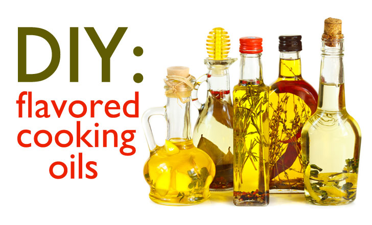 DIY GIFT IDEA Flavored Cooking Oils In Beautiful Bottles Stunning Decorative Olive Oil Bottles