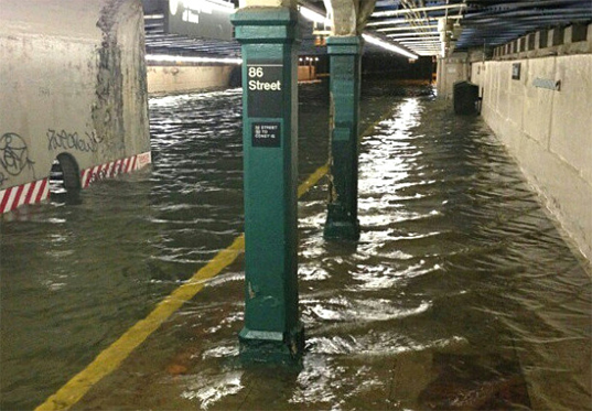 Flooded Subway, hurricane sandy, sandy nyc, sandy subway flooding, hurricane sandy nyc
