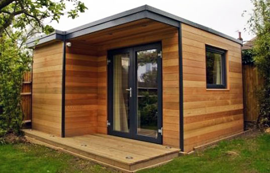 Eden Garden Rooms Are Energy Efficient Structures For Your Back Yard Inhabitat Green Design Innovation Architecture Building