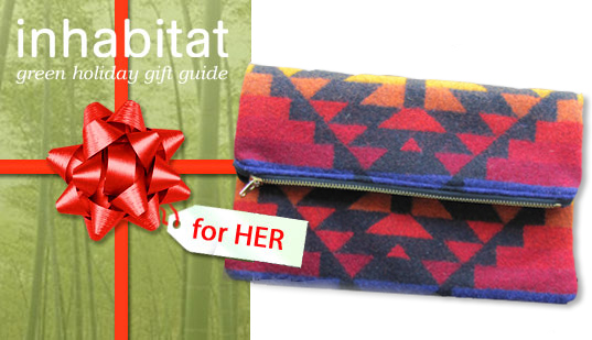 green gifts, eco friendly gifts, gift guide, gifts for her, green gifts for her, inhabitat green holiday gift guide, green holiday, green gift guide, green holiday gift guide, eco holiday, green xmas, green christmas, eco xmas, eco christmas, environmentally friendly gifts, eco friendly gifts, green presents, environmentally friendly presents, eco friendly presents, eco friendly gifts for her, eco friendly gifts for girls, eco friendly gifts for women, 2011 green gift guide, 2011 gift guide, gift guide, 2011 gifts, christmas gifts, green gifts, eco friendly christmas gifts
