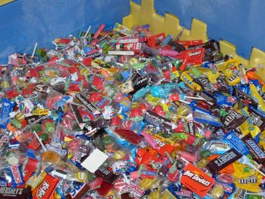 Halloween Candy Buy-Back Program, Halloween buy back, halloween, operation gratitude, halloween candy, healthy halloween fun, green halloween, support troops