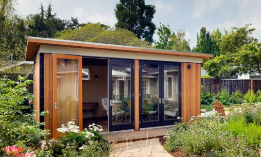 Blu Homes, Modern Cabana, Greenbuild, modular homes, premanufactured, homes, cabins, accessory dwelling units, sustainable