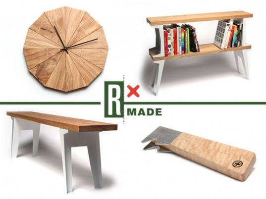 RX Made, green furniture, sustainable furniture, green design, green interiors, green products, strand design, sustainable interiors, locally manufactured, eco furniture, recycled materials, recycled furniture