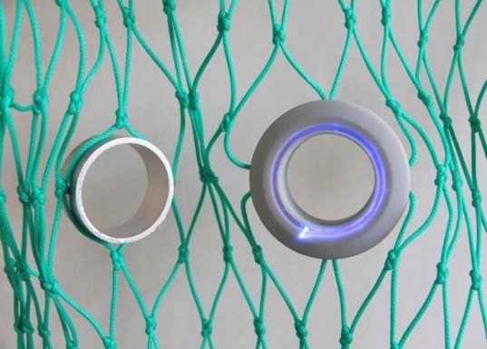 James Dyson Award, Dan Watson, Sustainable, Fishing Net, Fishing, Royal College of Arts, London, SafetyNet Technologies, industrial design, green design, sustainable design, sustainable fishing, environmental protection, ocean, sea, fishing, overfishing