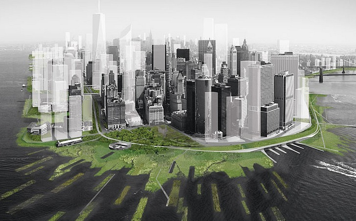 U0027Soft Infrastructure,u0027 Like Wetlands And Green Roofs, Could Protect NYC  From Future Storms   Inhabitat   Green Design, Innovation, Architecture,  Green ...