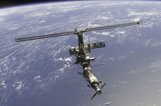 international space station, global warming, climate change, satellite, thermosphere, orbit