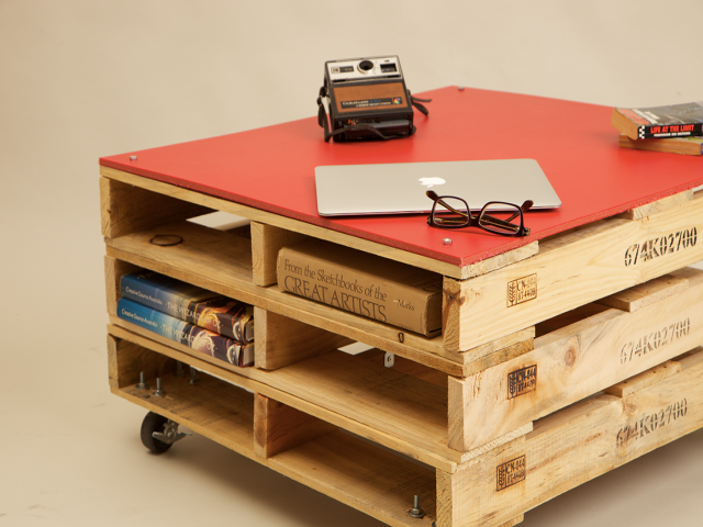 pallet office furniture. studio levant pallet furniture office
