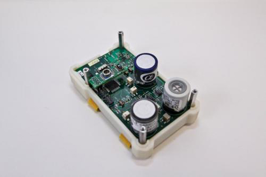 Citisense Is A Portable Air Pollution Monitoring Device