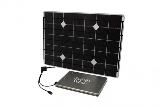 voltaic, solar charger, solar charger kit, solar power, solar power at home, home solar power systems, large solar chargers