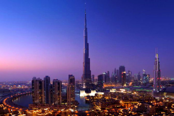 The Incredible Story Of How The Burj Khalifa S Poop Is