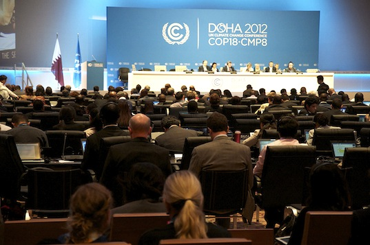 COP18, global warming, climate change, emissions cuts, Hot Air, Kyoto Protocol, Doha, Qatar, greenhouse gases, loss and damage mechanism, environmental news