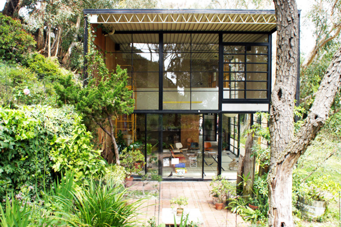 Case Study House No     The Eames House The Lollipop Shoppe