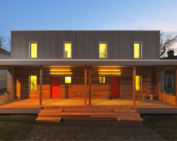 Empowerhouse, Washington D.C., Habitat for Humanity, Parsons New School, Stevens Institute of Technology, Affordable Housing