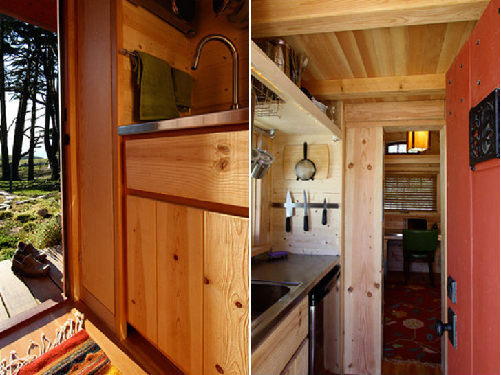four lights tiny house company. Four Lights Houses: Jay Shafer Launches New Tiny Home Company | Inhabitat - Green Design, Innovation, Architecture, Building House !