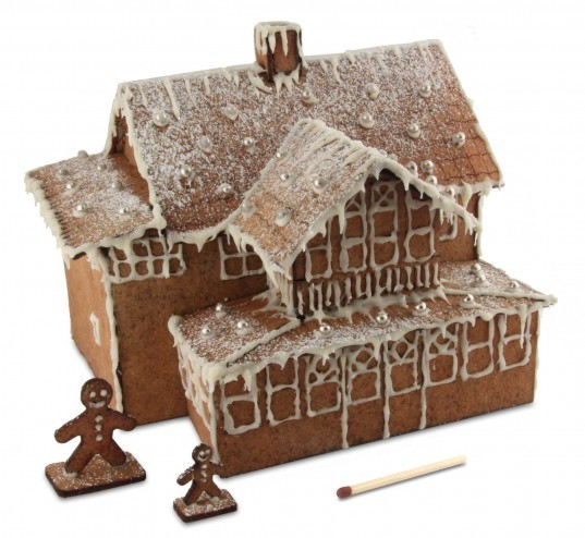 Johan von Konow, CAD program, gingerbread, cooking, gingerbread house, laser, laser engraver, cookery,