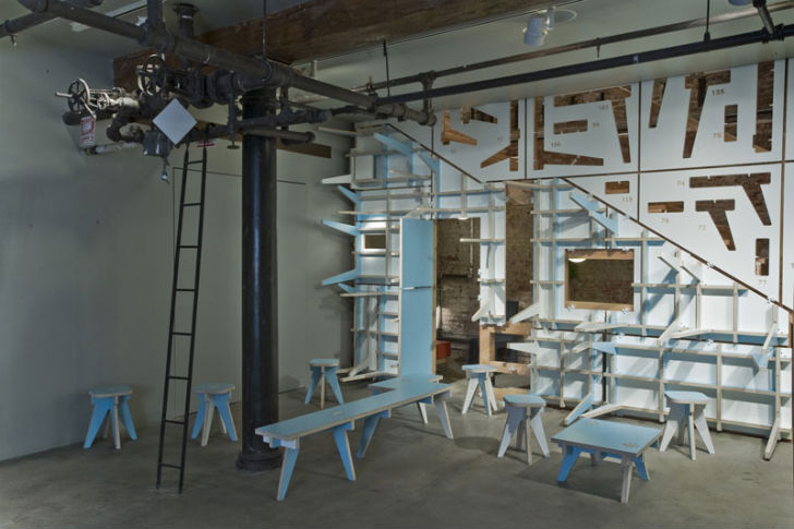 House Of Furniture Parts  Studio Makkink And Bey