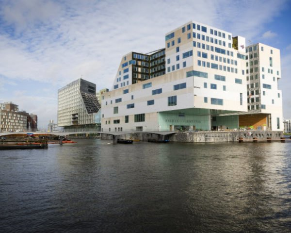 IJDock Nearing Completion, SeARCH, IJDock, amsterdam, mixed use development, dick van gameren