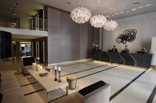 green design, eco design, sustainable design, Buenos Aires Grand Hotel, Buenos Aires, LEED hotels Argentina, eco-travel buenos aires, sustainable hotels, Club 31 restaurant