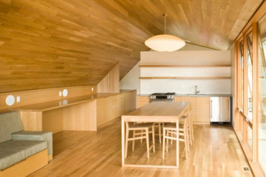 Laurelhurst studio path architecture inhabitat green - Interior pictures of garage apartments ...