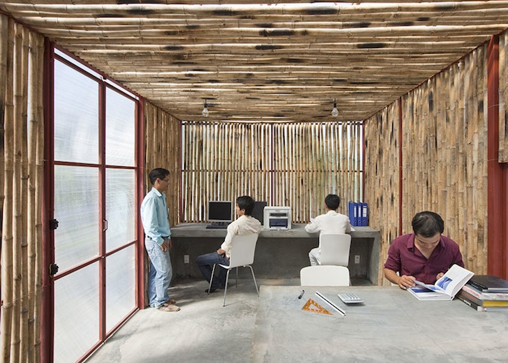 Low Cost Housing By Vo Trong Nghia Architects « Inhabitat U2013 Green Design,  Innovation, Architecture, Green Building