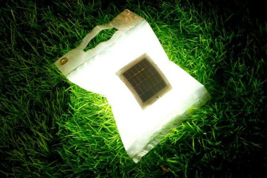 LuminAID, solar lantern, emergency lantern, humanitarian design, solar power, green lighting