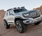 Mercedes-Benz Unveils Fuel Cell-Powered Ener-G-Force Vehicle at the Los Angeles Auto Show