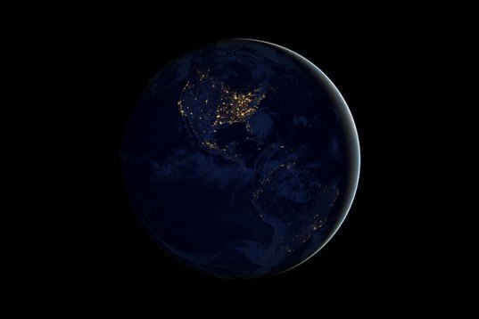 Nasa Unveils New Amazing Images Of The Glowing Earth At Night