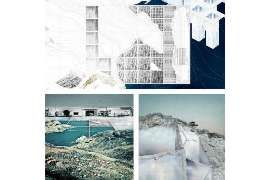 New Concordia Island Contest, costa condordia, architecture competition, disaster recovery, italy, Wynn Chandra