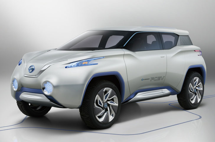 Nissan Announces Plans To Introduce 15 Hybrid Models By 2016 And Move Battery Production Tennessee