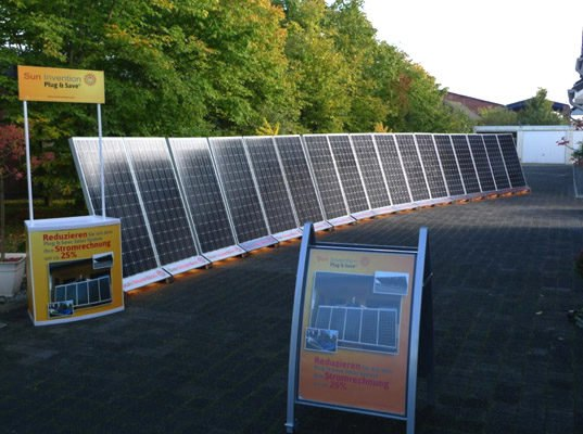 Plug And Save Diy Solar Power System Makes Residential