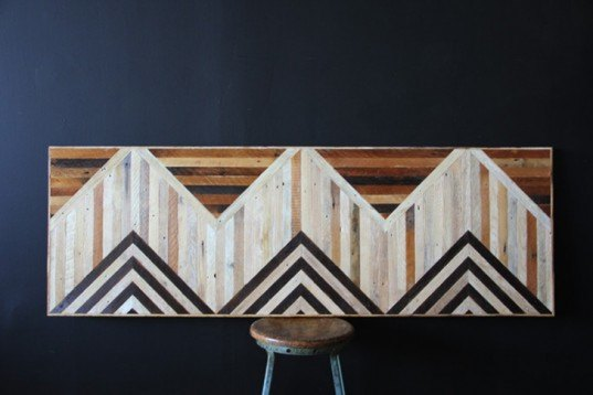 brooklyn to west, ariele alasko, reclaimed wood, salvaged, tables, furniture, geometric