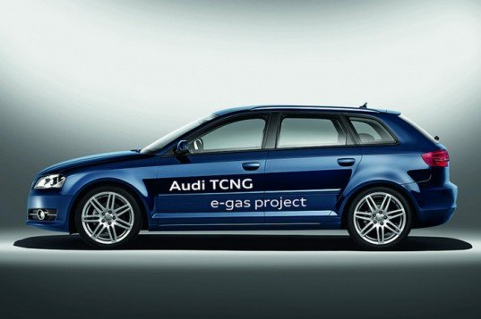 audi, carbon neutral, e-fuel, e-gas, co2, a3 tcng, car, hybrid