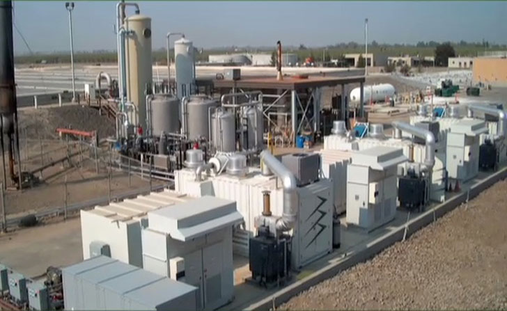 Dominion and FuelCell Energy to Build North America's