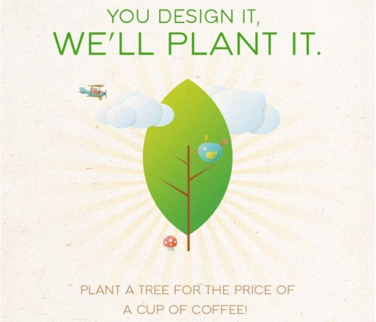 million trees project, reforest, tree, planting, wwf, american forests