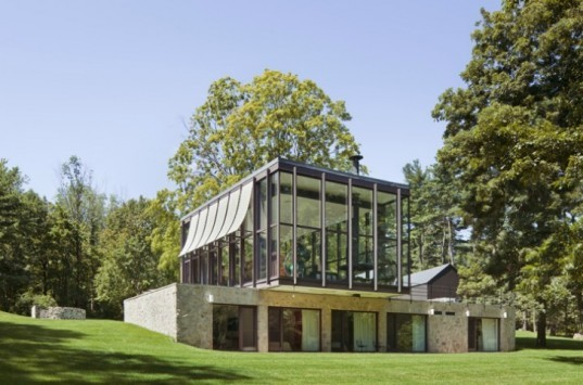 roger ferris + partners, country estate, restoration, green renovation, sustainable design, eco architecture
