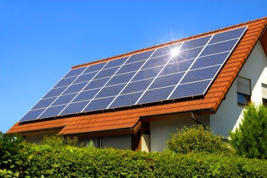 rooftop solar, clean tech, renewable energy, solar panels, photovoltaic panels, USA, SEIA, record solar installations, alternative energy, environmental news