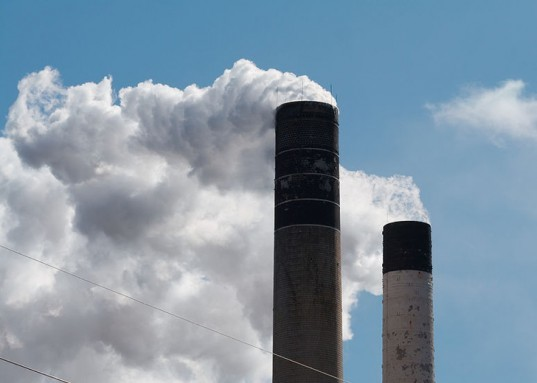 smokestacks, champaign, illinois, climate change, greenhouse gasses, emissions, global warming