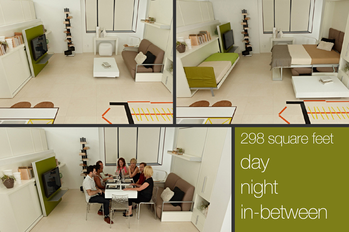 325 sq. ft. Micro Apartment Coming to Museum of the City of New ...