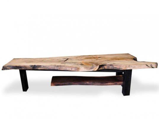 Urban Tree Salvage, reclaimed wood, green furniture, reclaimed materials, green interiors, reclaimed wood table, green furniture, sustainable furniture, eco design