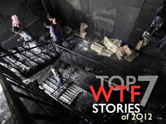 Bangladesh Fire, textile factory, WTF stories, ecouterre, factory fire