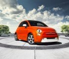 2013 Fiat 500e Tops Class With 108 MPGe Highway Rating and 87 Mile Range