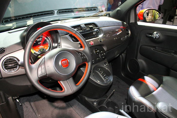 2013 fiat 500e tops class with 108 mpge highway rating and 87 mile range inhabitat green. Black Bedroom Furniture Sets. Home Design Ideas