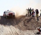 Peru Moves to Protect Fossils from Dakar Rally 2013 Car Race