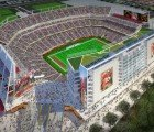 San Francisco 49ers' New Home to be Pro Football's First LEED-Certified Stadium
