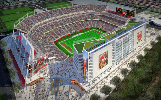 San Francisco 49ers, Santa Clara Stadium LEED, LEED cetified stadium, NRG Energy Santa Clara, 49ers home games, sustainable sport venues, sustainable football stadium, EV charging stations, stadium solar canopy, net zero energy sports, solar arrays, clean energy