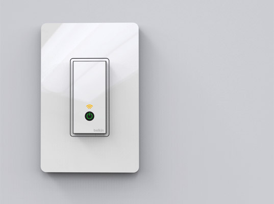Belkin Unveils WeMo Light Switch That Can Be Remote Controlled By Your  Smartphone | Inhabitat - Green Design, Innovation, Architecture, Green  Building