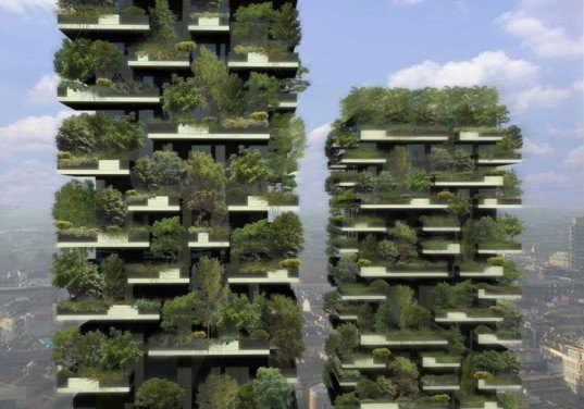Bosco Verticale, green tower, plant tower, living tower, vertical forest, world's first vertical forest, eco architecture, green architecture, living buildings, Aeolian energy, photovoltaic energy, Stefano Boeri Architetti, Stefano Boeri Architects, Stefano Boeri, italian architecture, italy architecture, milan architecture, bosco verticale construction, bosco verticale construction photos