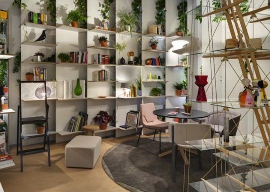 IMM Cologne, Luca Nichetto, Das Haus, the house of the future, green design, sustainable design, eco-design, California modernist architecture, Japanese design, living homes, interior garden, daylighting, energy efficiency