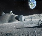 Foster + Partners Unveil Plans for 3D-Printed Moon Base!